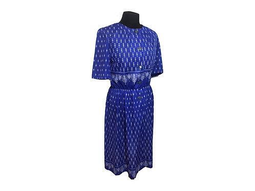 "Vestido ""Hoshi""(Vintage Japonés)"