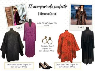 Navidad en Kimono: 3 Looks para la noche