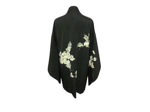 """Kimono (Haori) Seda """"Shizuka"""" (Sin Estrenar)"""