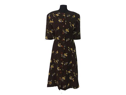 """Vestido""""Sayumi"""" (Vintage Japonés)"""