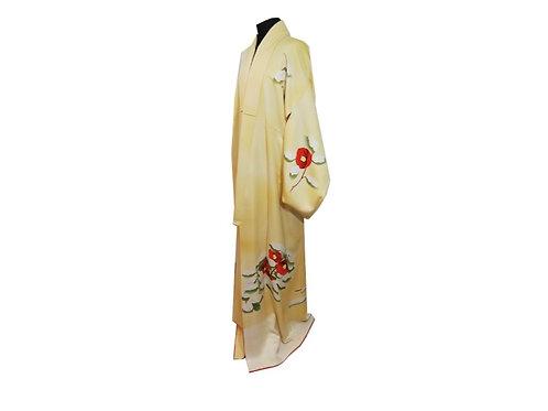 """Kimono seda """"Kotomi"""" (Sin Estrenar)"""