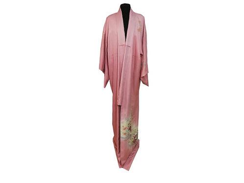 """Kimono seda """"Hatsu"""" (sin Estrenar)"""