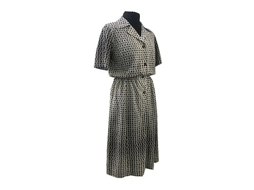 "Vestido ""Asami"" (Vintage Japonés)"