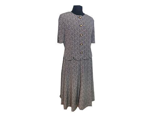 """Vestido """"Kazumi"""" (Vintage Japonés)"""