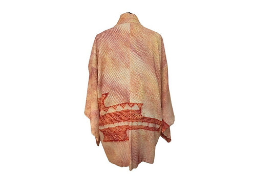 """Kimono (Haori) Seda """"Reiko"""" (Sin estrenar)"""