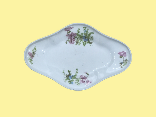"""Bandeja pequeña """"Poline"""" porcelana 1930's"""