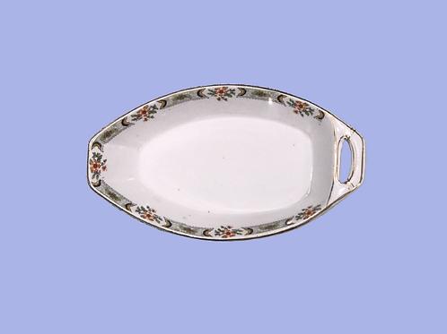 "Bandeja pequeña de porcelana ""Lina"" 1910's"