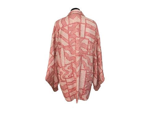 """Kimono (Haori) Seda """"Michiko"""" (Sin estrenar)"""