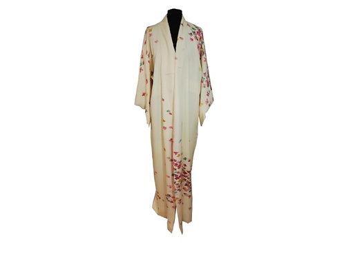 """Kimono seda """"Ai"""" (Sin Estrenar)"""