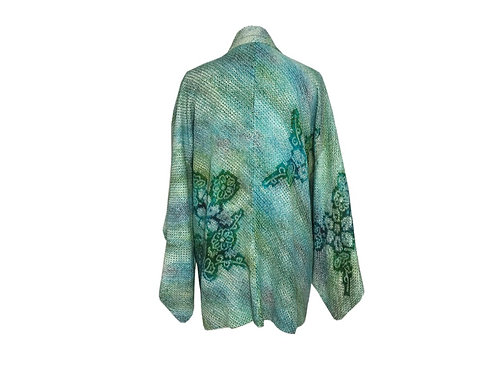 """Kimono (Haori) Seda """"Jin"""" (Sin Estrenar)"""
