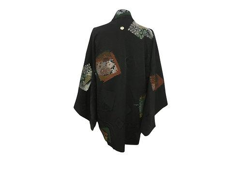 """Kimono (Haori) Seda """"Jun"""" (Sin Estrenar)"""