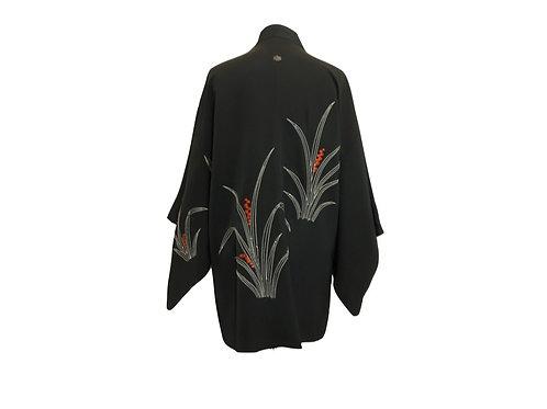 """Kimono (Haori) Seda """"Kioko"""" (Sin Estrenar)"""
