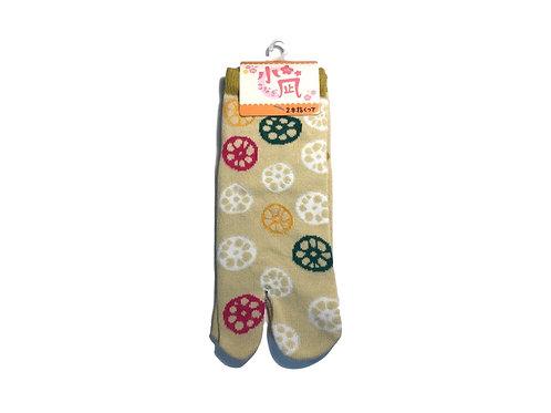 "Calcetines Japoneses Tabi ""Ami"" (Sin Estrenar)"