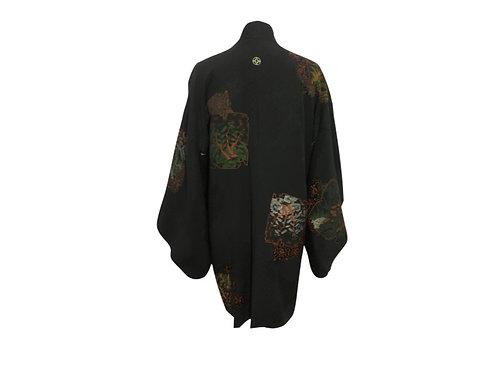 """Kimono (Haori) Seda """"Hanako"""" (Sin Estrenar)"""