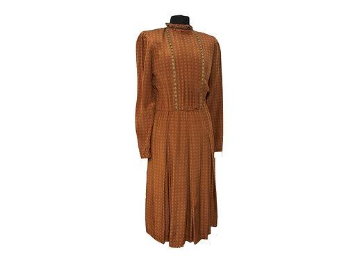 """Vestido de seda """"Lenie"""""""