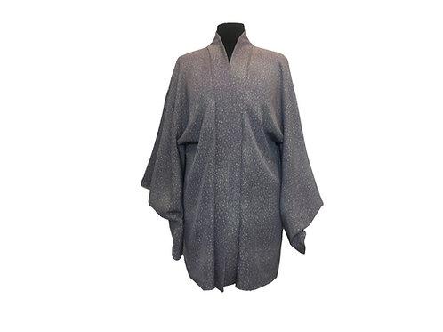 """Kimono (Haori) Seda """"Izumi"""" (Sin Estrenar)"""