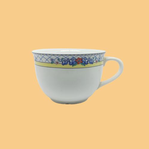 """Tazón grande de cerámica """"Verónica"""" 1980's"""