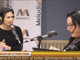 """""""Amores Eternos"""" recomendado en el programa de radio : """"Lo mejor que te puede pasar&q"""