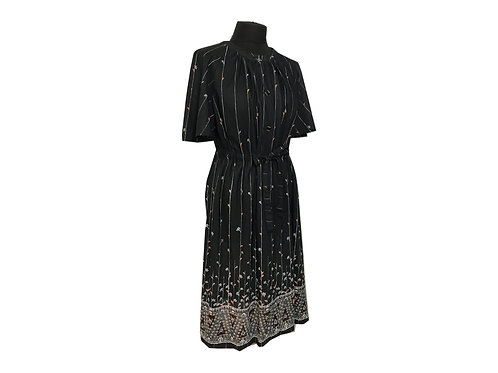 "Vestido ""Oyuki"" (Vintage Japonés)"