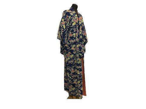"""Kimono Seda """"Ami"""" (Sin Estrenar)"""