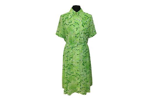"Vestido ""Azami"" (Vintage Japonés)"