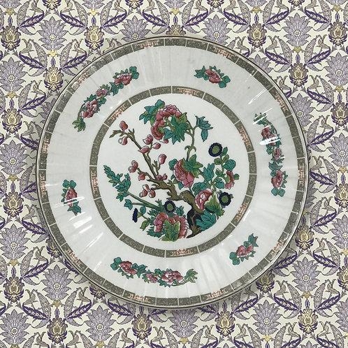 """Plato grande porcelana """"Isabel la Católica"""" 1960's"""