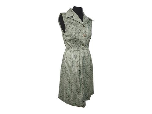 "Vestido ""Tami"" (Vintage Japonés)"