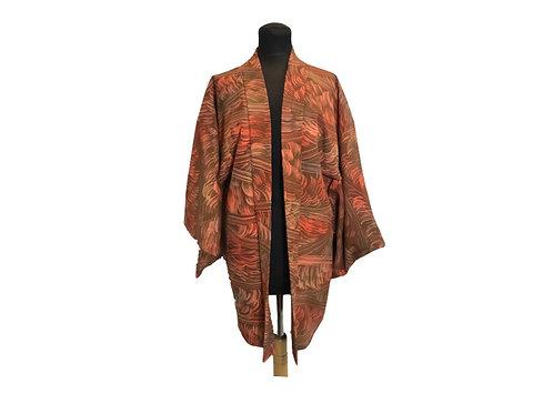 """Kimono (Haori) seda """"Miu"""" (Sin Estrenar)"""