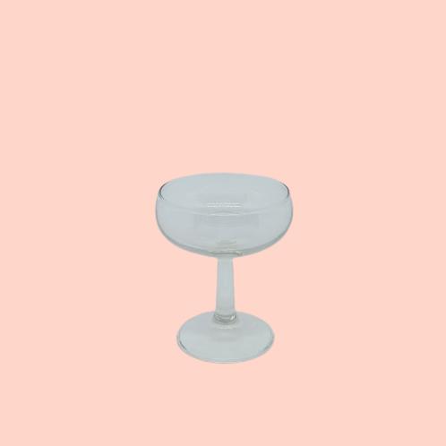 "Copa de cristal de champán ""Amelia"" 1980's"