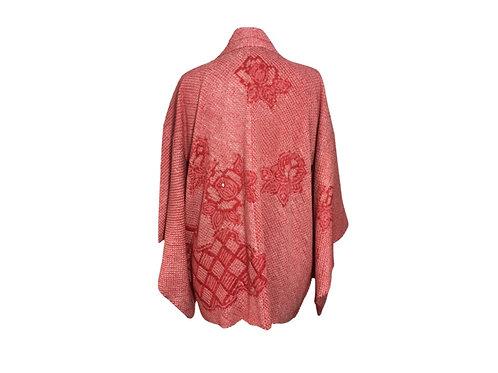 """Kimono (Haori) Seda """"Akina"""" (Sin Estrenar)"""