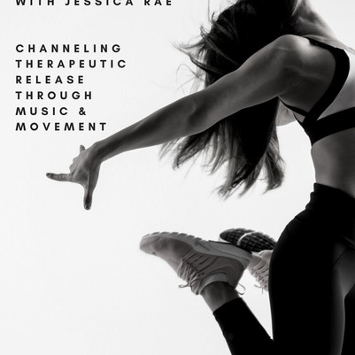 Pop-Up: Dance Therapy w/ Jessica Rae