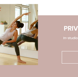In-Studio and Virtual Private Lessons
