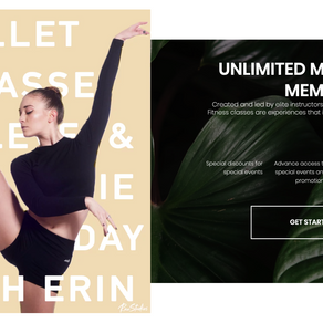 Monthly Unlimited Membership is BACK!  Along with a few bonus services