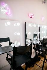 Rae Studios Glam Makeup Station Vanity Mirrors