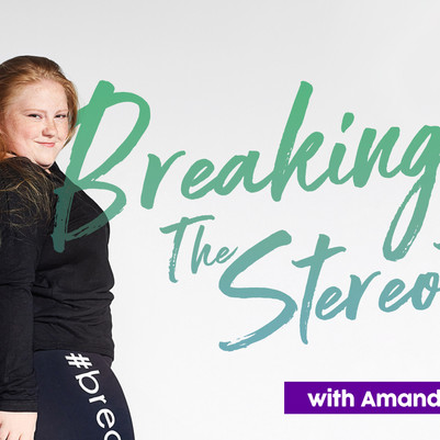 SPOTLIGHT W/ Amanda laCount:  #Breakingthestereotype