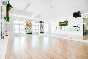 Rae Studios Photography Studio with bright natural window light San Francisco Bay Area