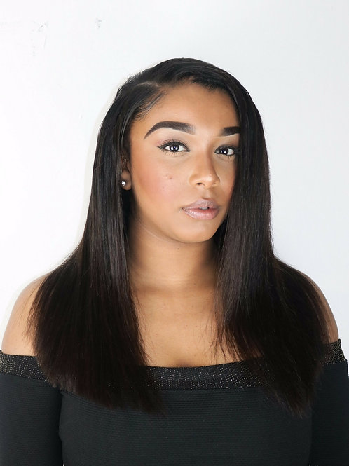 Virgin Straight Hair (Brazilian, Malaysian, Straight hair)