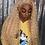 "Thumbnail: 26"" Custom deep wave lace frontal wig"
