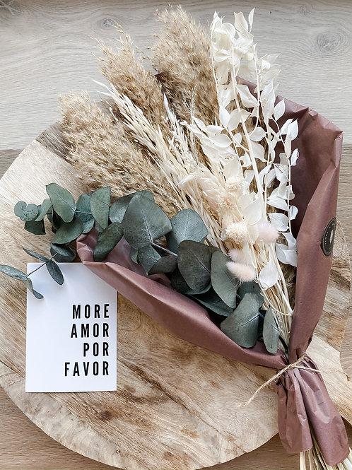 "Geschenk Set ""Amore"" l Maxi Bouquet & Karte"