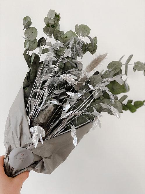 """Bouquet """"Silver Secret"""""""