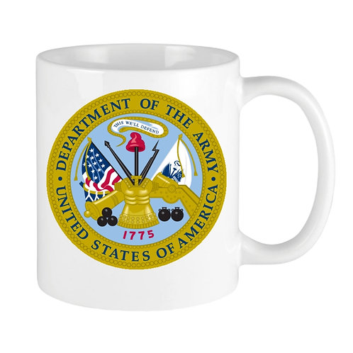 Soles4Vets/ARMY 11 oz coffee mug