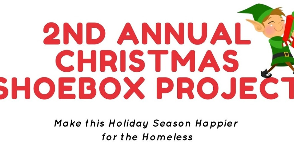 2nd Annual Christmas Shoebox Project
