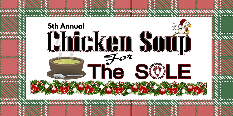 5th Annual Chicken Soup for the Sole