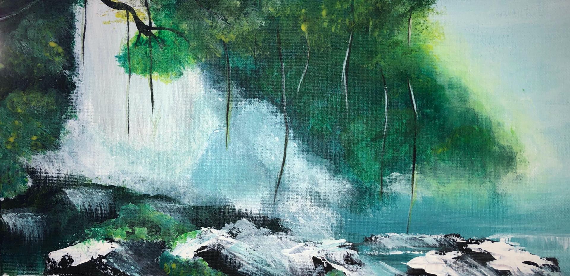Kayla Sunardi's Favorite Painting