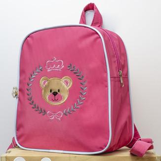 Mochila Bebê Sapequinha Bagum | 1027M Pink