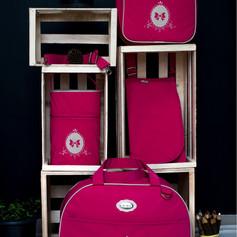 Kit Maternidade com 4 peças Charminho | 200K4 Pink