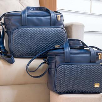 Conjunto de bolsas maternidade Marselha   4980C