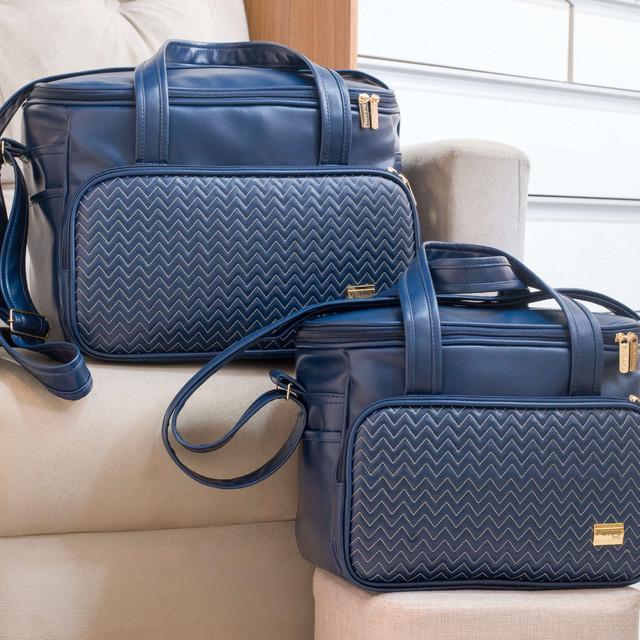 Conjunto de bolsas maternidade Marselha | 4980C