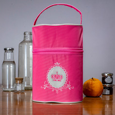 Porta mamadeira duplo Charminho | 200PM Pink