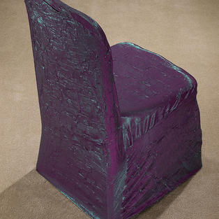 Teal Purple Crushed Shimmer
